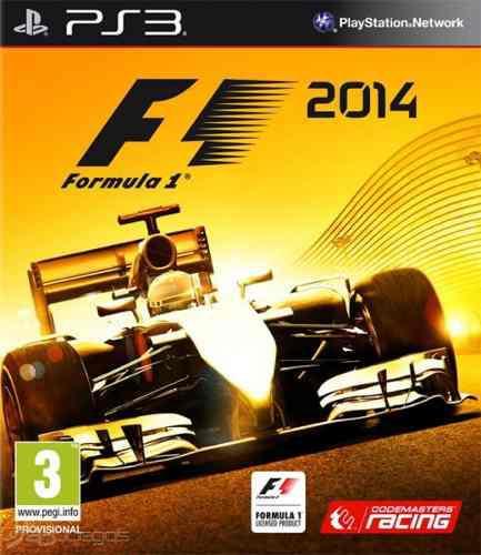 F1 2014 Ps3 Digital | Español | Juego Formula Uno | Oferta