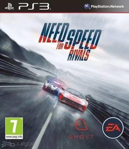 Juego Ps3 Need For Speed Ps3 Rivals   Digital Español