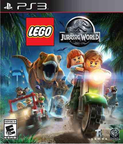 Lego Jurassic World Ps3 Digital | Español | Juego Original