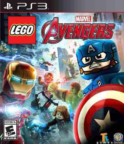 Lego Vengadores Ps3 Digital | Español | Juego Original |