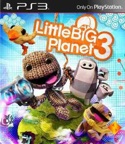 Little Big Planet 3 Ps3 Digital   Español   Juego Original