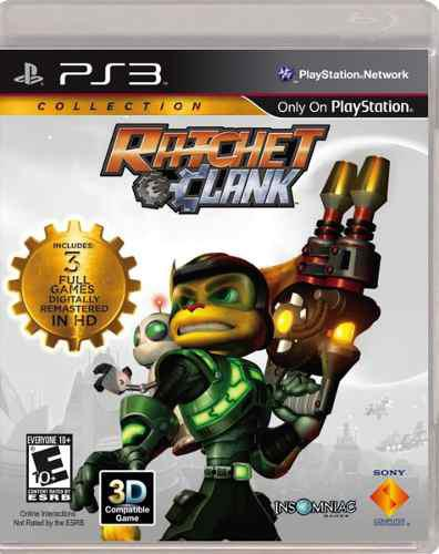 Ratchet And Clank Collection - Ps3 - Easy Games