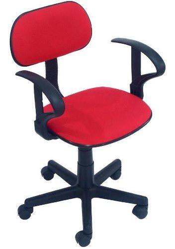 Silla de oficina escritorio regulable c/ apoyabrazos