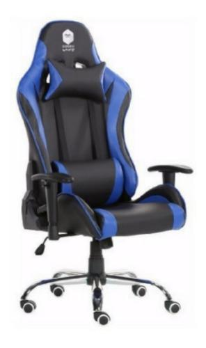 Silla gamer ps4 xbox oficina - butaca - sillón reclinable