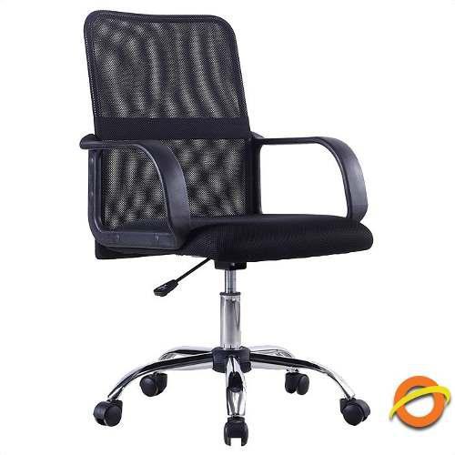 Silla oficina sillon ejecutivo ergonomica ruedas escritorio