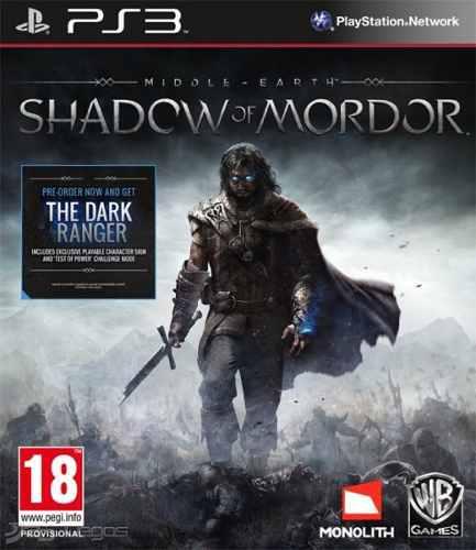 Sombras De Mordor Ps3 Digital | Español | Juego Original |