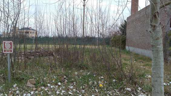 Vendo terreno frentista 545 m2 en Roldán