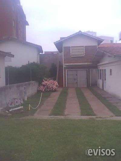 Villa gesell para jovenes casa a 40 mts del mar en Villa
