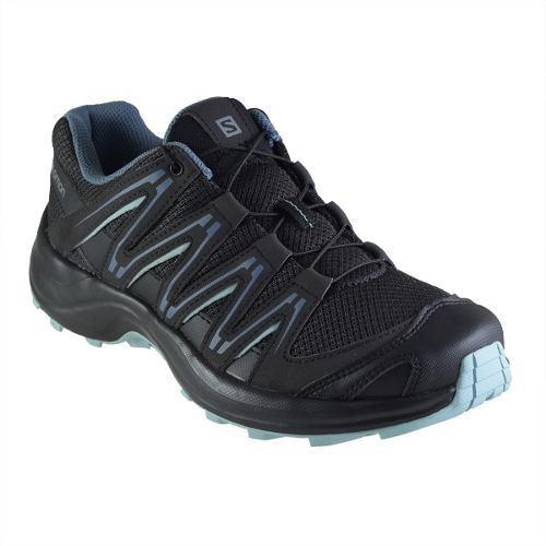 Zapatillas mujer salomon xa kuban trail running black