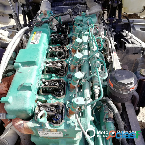 Nos especializamos en la rectificación de motores MWM / Maxion / International / Navistar