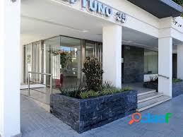 Edificio neptuno xxxv dos ambientes balcon calle, opcion cochera descubierta ultimas unidades!!! (cf)