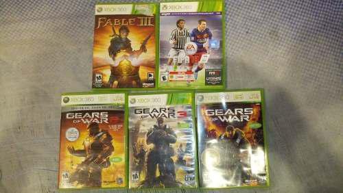 Juegos Xbox 360 Originales,cd Fisicos.