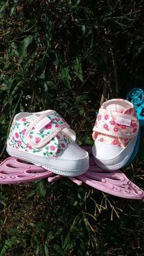 Zapatillas De Bebe X 3 Pares.