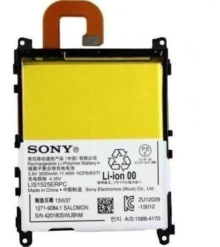 Bateria celular sony z1 original