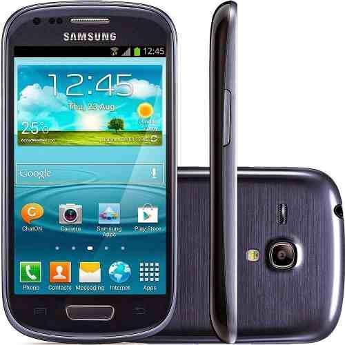 Samsung s3 mini gt-i8190l usado sin bateria villa adelina
