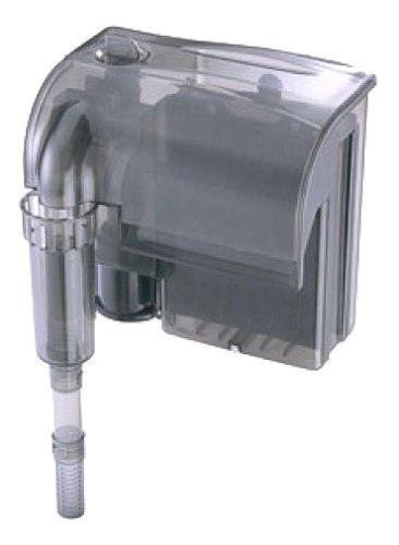 Filtro mochila cascada atman hf-600-pecera 600 l/h envios