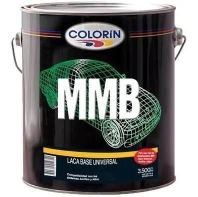 Laca base u. y acrilica x 0.875 colorin pint.don luis mdp