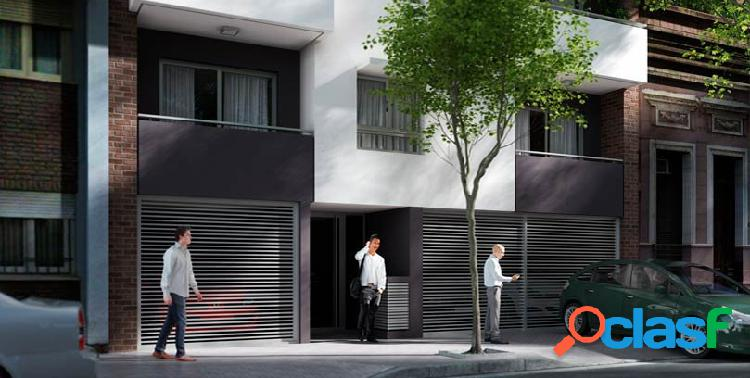 Venta depto 1 dorm con patio (montevideo 400) entrega enero 2020