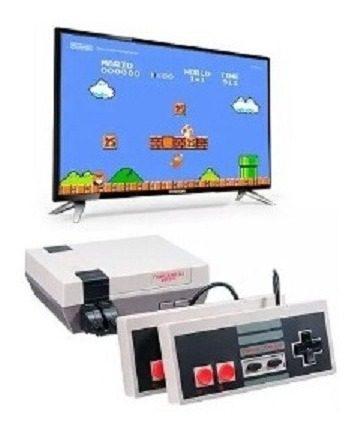 Consola retro clasica 620 videojuegos 2 controles tv portati