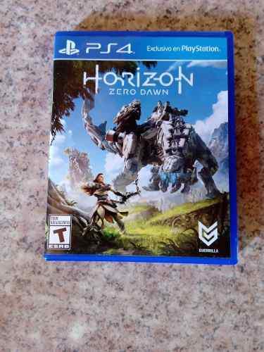 Horizon zero dawn, ps4, juegos, consolas,games, playstation