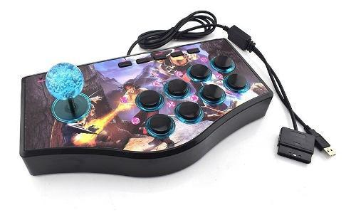 Nygacn joystick arcade usb 5en1 android/pc/smarttv/ps2/ps3
