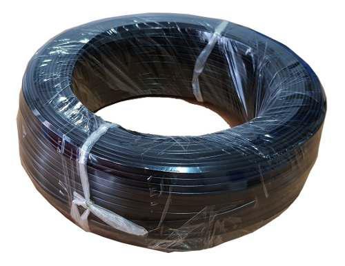 Rollo Cable Plano 100m Telefono Telefonico 4 Cables 2 Pares