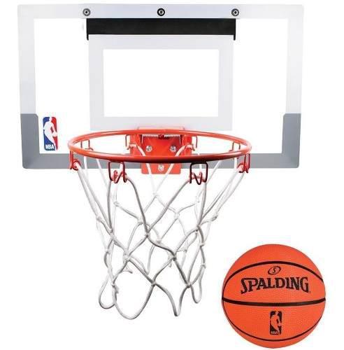 Tablero aro basket spalding nba slam jam mini para puerta