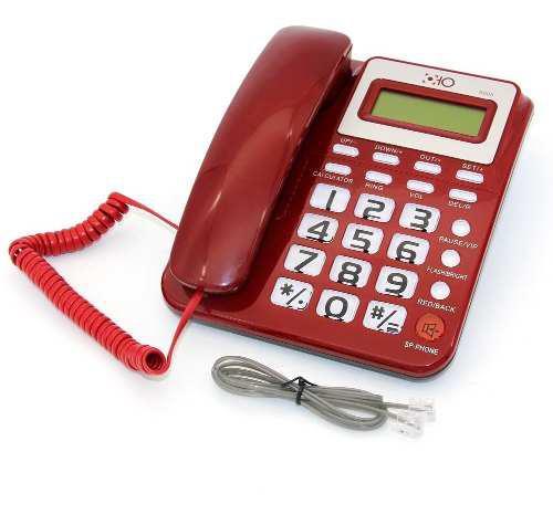 Telefono de linea con identificador arpat oho-5005