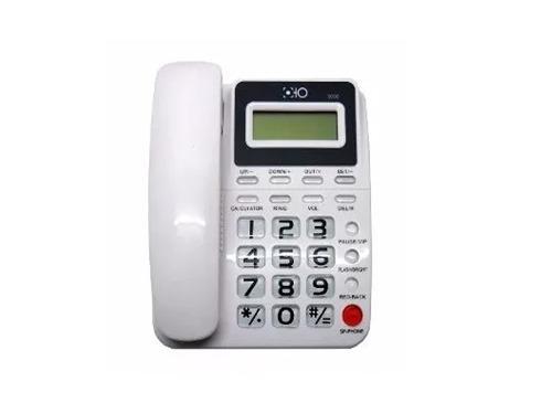 Telefono Oho Con Identificar De Llamadas Videcom