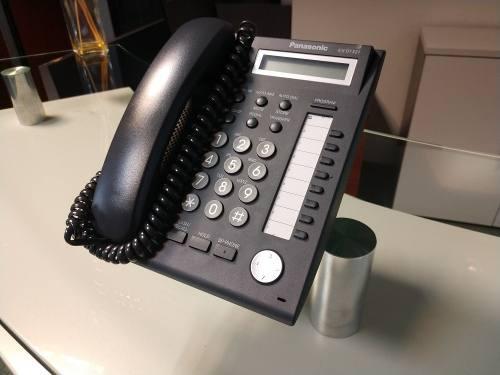 Teléfono Panasonic Kx-dt321 - Con Muy Poco Uso!