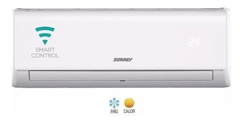 Aire Acondicionado Surrey Smart Vita 553vfq2201f 5500fr F/c