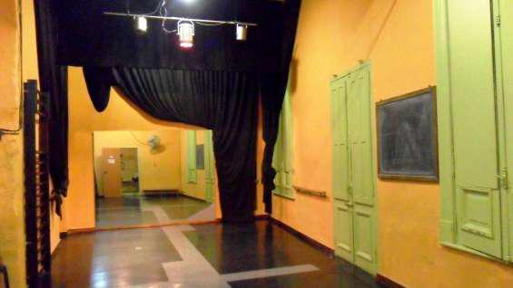 Alquiler sala ensayo y clases teatro danza en colegiales