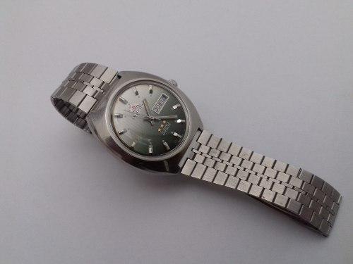 Antiguo reloj orient automatico de hombre años 80
