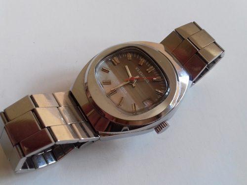 Antiguo reloj suizo de hombre yudoka años 70