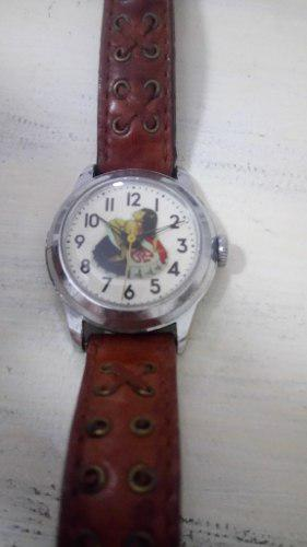 Reloj antiguo pepsi cola coleccionable. suizo.