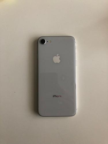 iPhone 8 Liberado Blanco 256gb Como Nuevo!!! Unico Dueño