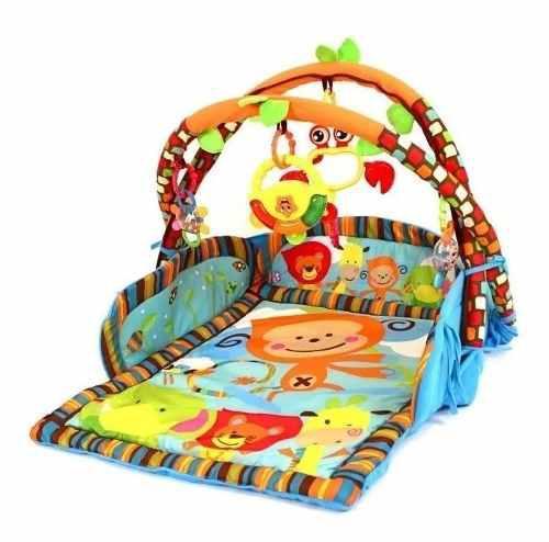 Manta didáctica gimnasio bebé okbb0125 envío gratis !!
