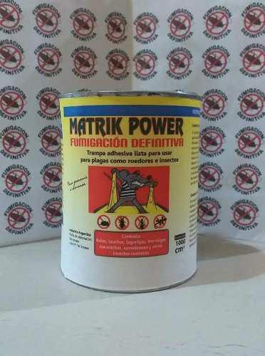 Matrix Power Ratas Y Ratones