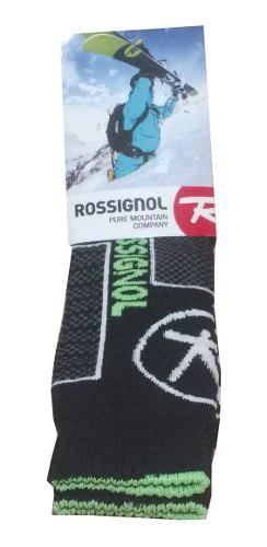 Medias rossignol térmica ski snowboard larga invierno