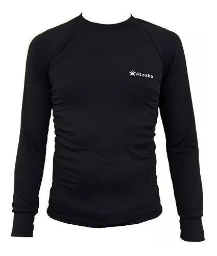 Remera camiseta termica alaska volcan unisex
