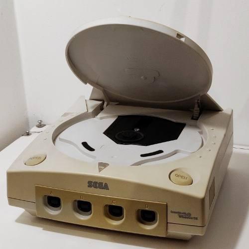 Segadreamcast Con 2 Controles Y Juegos