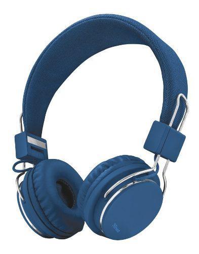 Auricular Trust Foldable Ziva Headset Plegables Gran Sonido