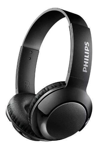 Auriculares bluetooth philips con microfono shb3075bk/00