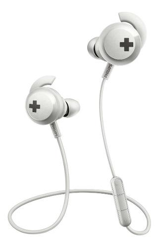 Auriculares Bluetooth Philips Inalambricos Shb4305wt/00