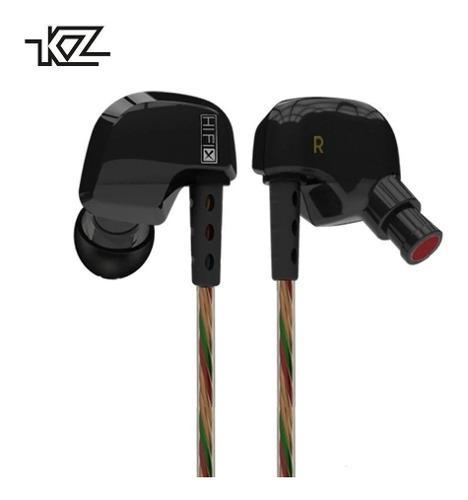Auriculares Premium In-ear Kz Hd9 Knowledge Zenith Monitoreo