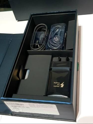 Caja Con Accesorios Samsung S8+ Y Funda Sin Uso!