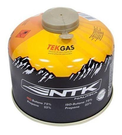 Cartucho Gas Butano Propano 230grs Ntk Tekgas