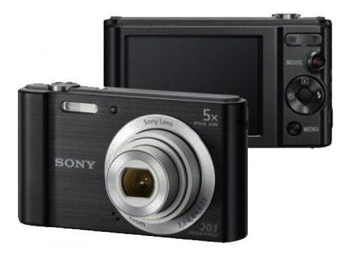 Camara Digital Sony W830 20.1 Mp 8x Zoom Hd