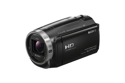 Videocamara Sony Hdr-cx675 Fhd Zoom Optico X30 Steadyshot Af