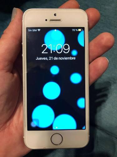 iPhone Se 64 Gb Excelente Estado De Batería